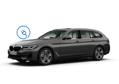 BMW Serie 5 Touring Hibrido Enchufable